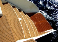 AQUACORK MARINE DECKING