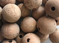 Cork Balls - Center Hole