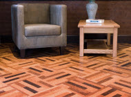 Select Line Glue Down Cork Flooring