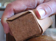 Cork Sanding & Waxing Blocks