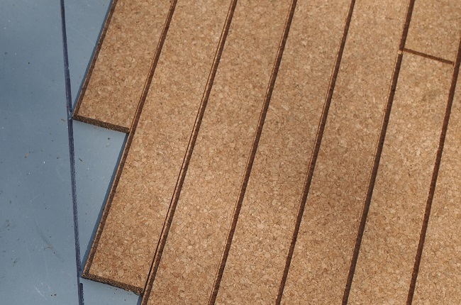 Aquacork Decking 19 75 X 79 5 16 Without Grooves