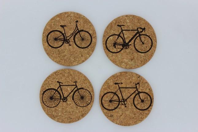 Custom Printed Cork Coasters Jelinek Cork