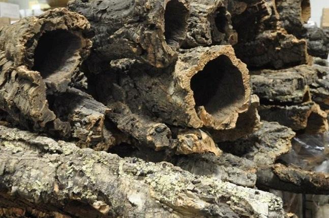 Cork Bark Tube Jelinek Cork