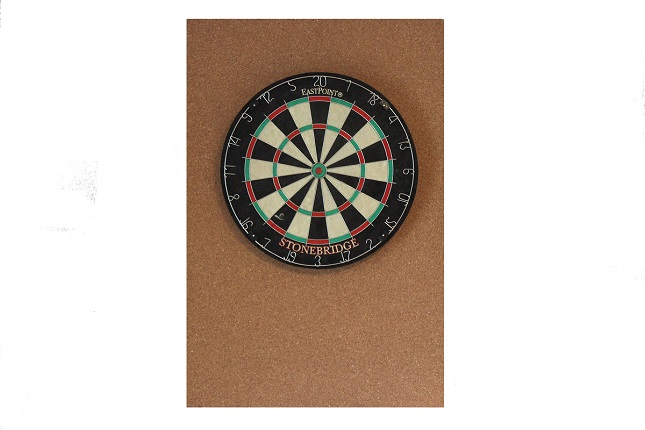 Cork Dartboard Backer Jelinek Cork