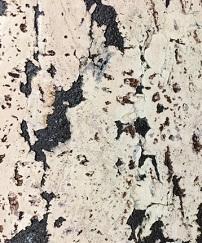 Cork Wall Tiles Standard Marble Black